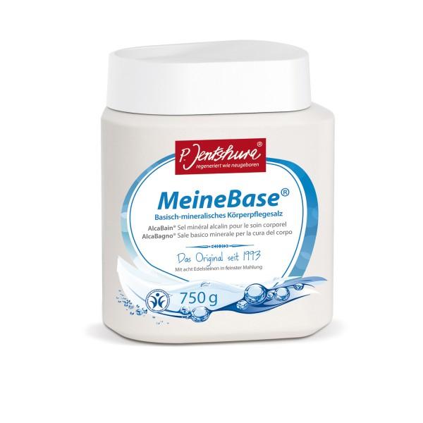 P. Jentschura - MeineBase Körperpflegesalz 750 g